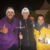 We did it! TNF 100km trail tun in the Blue Mountains